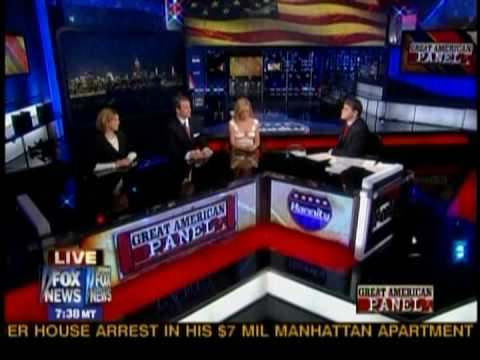 Hannity Great American Panel Video
