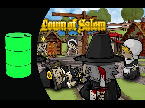 Nuclear Thursday: Town of Salem murder!