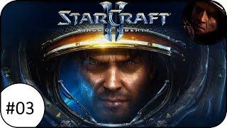 DIE GESETZLOSEN | #03 | StarCraft II - Wings of Liberty | Flu - BetterNotGames