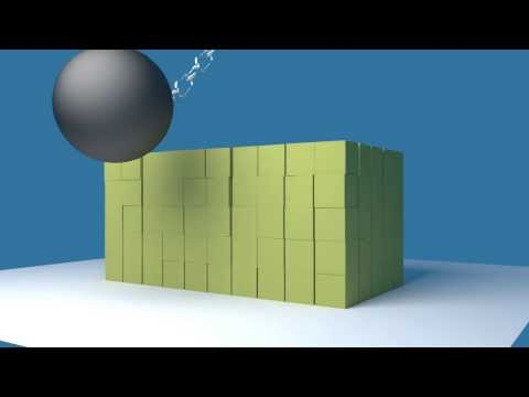 Wrecking Ball in Blender