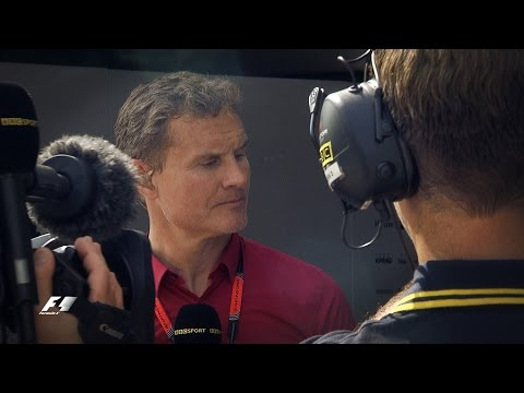 David Coulthard: F1 Behind The Scenes