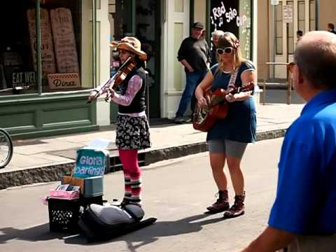 French Street New Orleans Music New Orleans Street Musicians