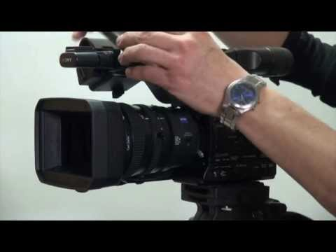 Unboxing-Review Filmadora Sony HVR Z7N
