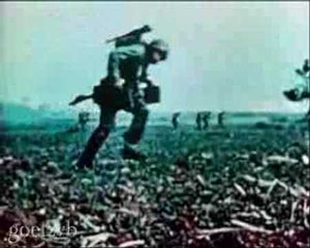 Bullets from Iwo Jima / WWII footage in color