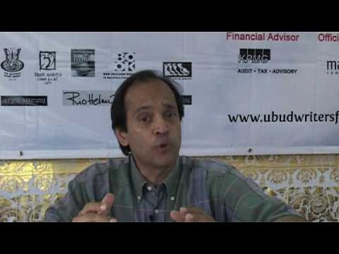 Interview with Vikram Seth