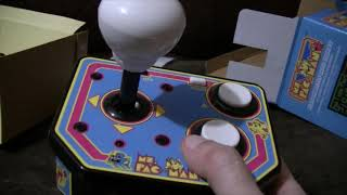 Sunday Gimmick Table - Ms. Pac-Man Plug-n-Play Gimmick