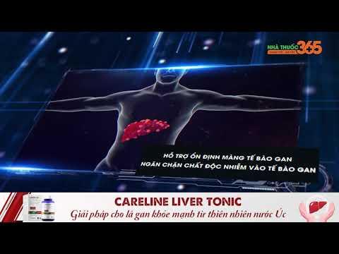 Liver Tonic - Giải pháp cho lá gan khoẻ mạnh từ thiên nhiên nước Úc