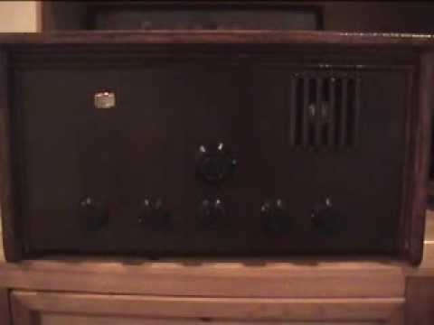 Radio Cabinet  making by G7CXO