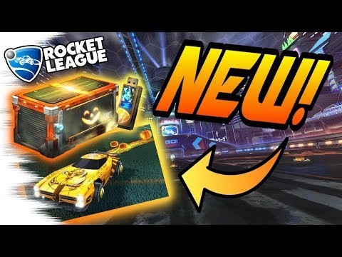Rocket League HAUNTED HALLOWS EVENT! - All Secrets/Info: New Store, Crate, Items (Update/Trading)