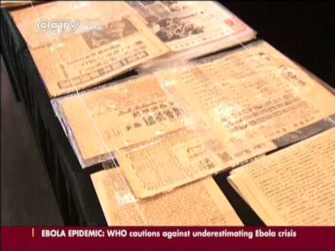 Over 150 war relics donated to Chinese museum