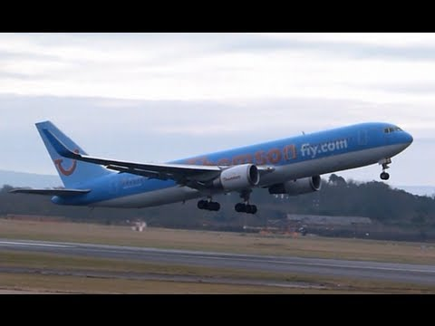 Manchester Airport 3rd March 2013