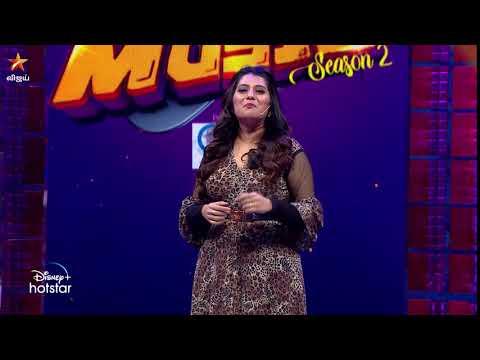 Start Music Promo 16-08-2020 Vijay TV Show Online