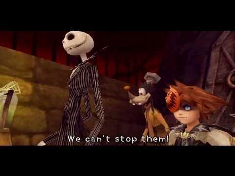 Kingdom Hearts - Halloween Town