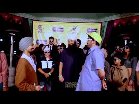 Punjabi Rap Battle : Caliztan  PARODY