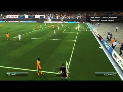 Ivory coast Japan 2-1 All goals World Brazil 2014