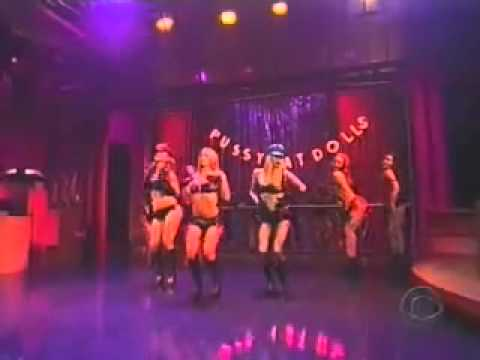 Pussycat Dolls Pink Panther Dance video