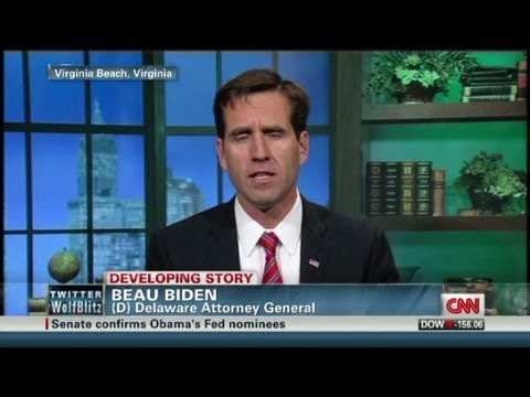 Beau Biden on gay marriage comment: