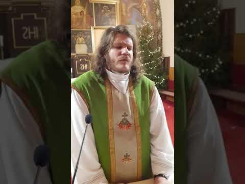 2021. 01. 11. Évközi idő 1. hét hétfő szentmise