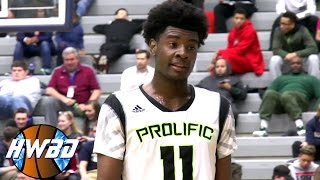 Josh Jackson Trash Talks Opposing Head Coach then Dunks on Two Defenders!! | Tom Izzo Watches