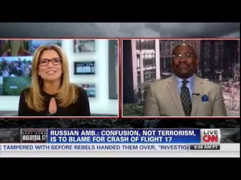 Meeks CNN Interview On Russia