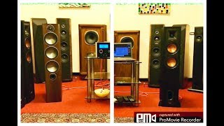 Monitor Audio BRONZE 6 VS Klipsch R26F - And the winner is?