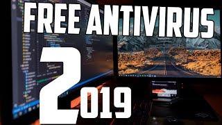 Top 5 Best Free Windows Antivirus 2019