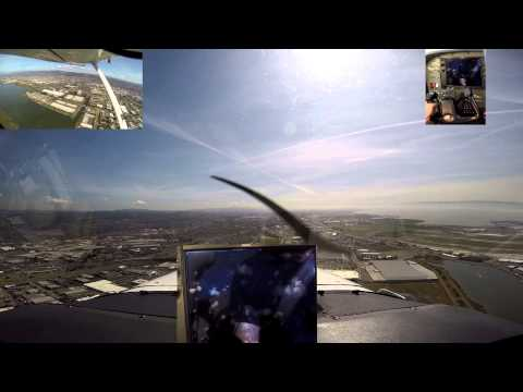 FL16 Landing Work ( Palo Alto and Oakland Airport ) 21 Mar 2015