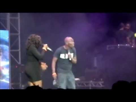 Nollywood Entertainment - Funke Akindele At WizKid's Concert, London