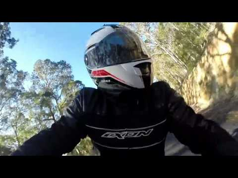 Ducati Monster 1000sie Tathra Curves video