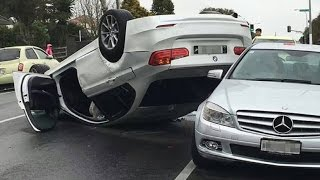 Fail Compilation of Driving in Russia DECEMBER 2016 #77