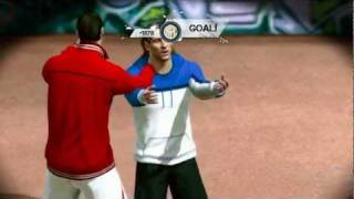 Fifa Street - AC Milan vs. Inter Milan - Last Man Standing