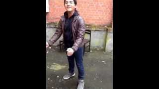 Ali From Pakistan Harlem Shake