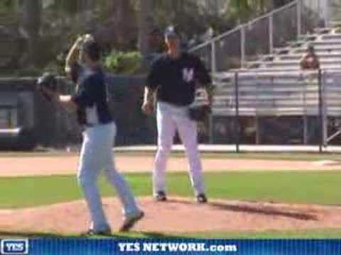 Spring Training report: Joba Chamberlain Video