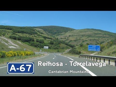 Spain: A-67 Reinosa - Torrelavega