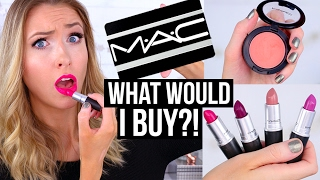 $100 Gift Card HAUL: MAC || What's ACTUALLY Worth Buying?
