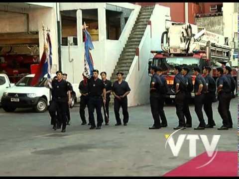 VTV NOTICIAS: INCORPORAN PERSONAL Y EQUIPOS EN BOMBEROS