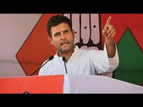 Rahul Gandhi targets Narendra Modi over admission of marriage