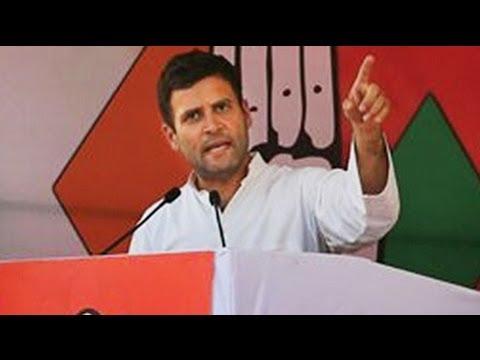 Rahul Gandhi targets Narendra Modi over admission of marriage