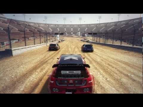 DiRT 3 - Real racing drivers. this is REAL Rallycross !!