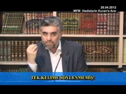 Prof Dr Abdülaziz BAYINDIR -- Edip YÜKSEL ve Diğer HADİS İnkârcılarına Cevap - AY
