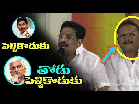 TDP MLC Buddha Venkanna Interesting Comments on YS Jagan & Vijaya Sai Reddy | mana aksharam