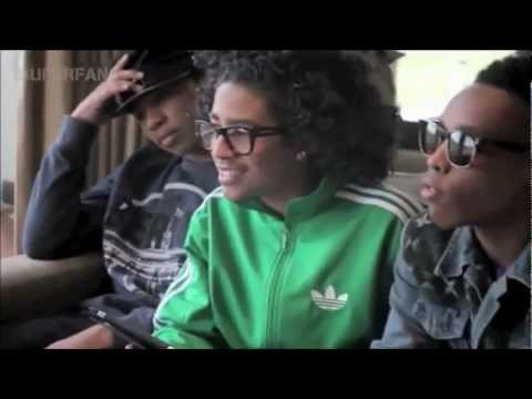 Mindless Behavior Funny Moments 2012
