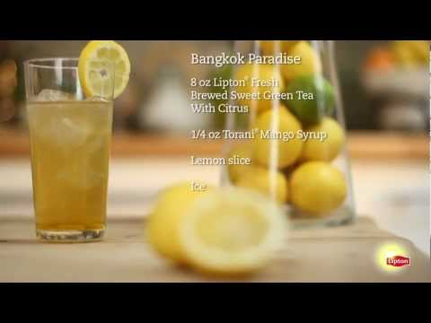 Lipton Iced Tea | Bangkok Paradise
