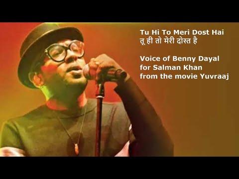 Tu Hi To Meri Dost Hai || Benny Dayal's Best Live Concert