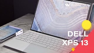 Dell XPS 13 First Look: Bezels begone