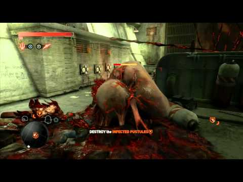 Prototype 2 - Red - Collectibles (Lairs) Music Videos
