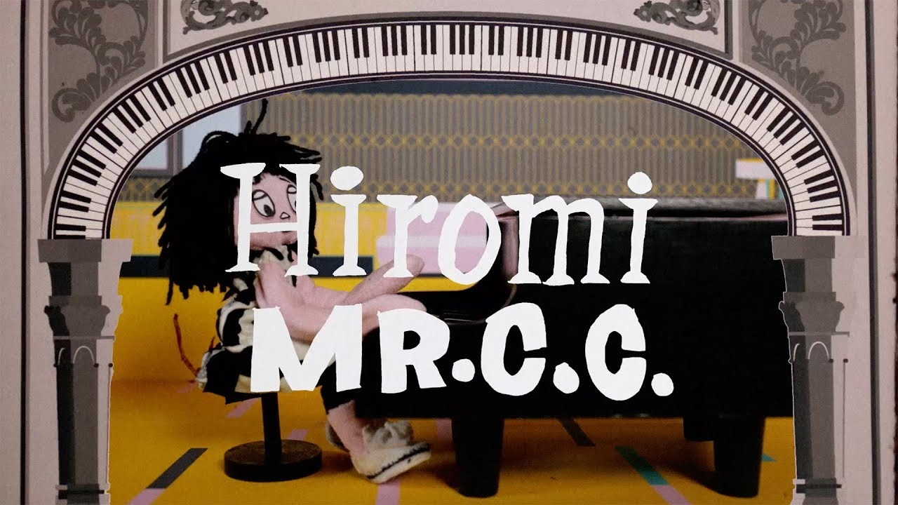 """Hiromi (上原ひろみ) - """"Mr. C.C.""""のMVを公開 10年ぶりのソロ・ピアノ・アルバム 新譜「Spectrum」収録曲 thm Music info Clip"""