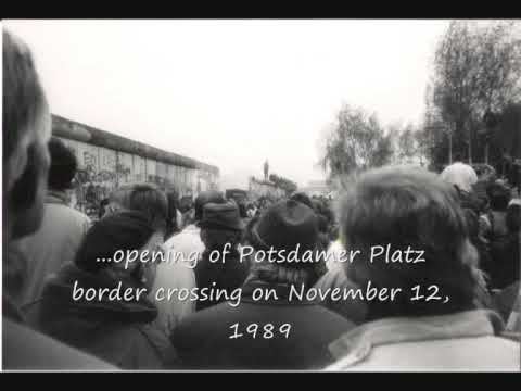 20 Years Ago: Fall of the Berlin Wall - my experience