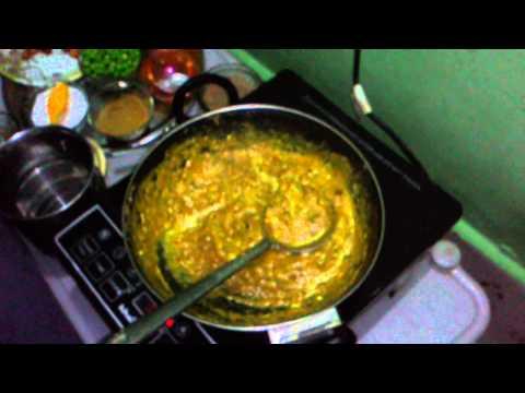 Matar paneer recipe part5