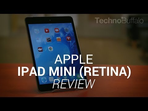 iPad mini Retina Review